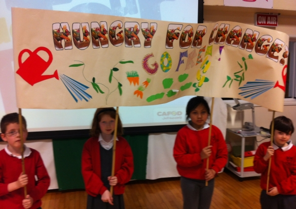 Hungry for Change banner