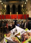 Advent concert - CAFOD boxes (Large portrait)