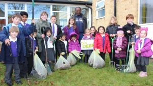 St Francis of Assisi Primary School's Big Dig