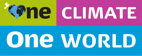 One Climate One World logo