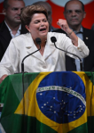 Rousseff re-elected