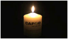 CAFOD Candle (280x)