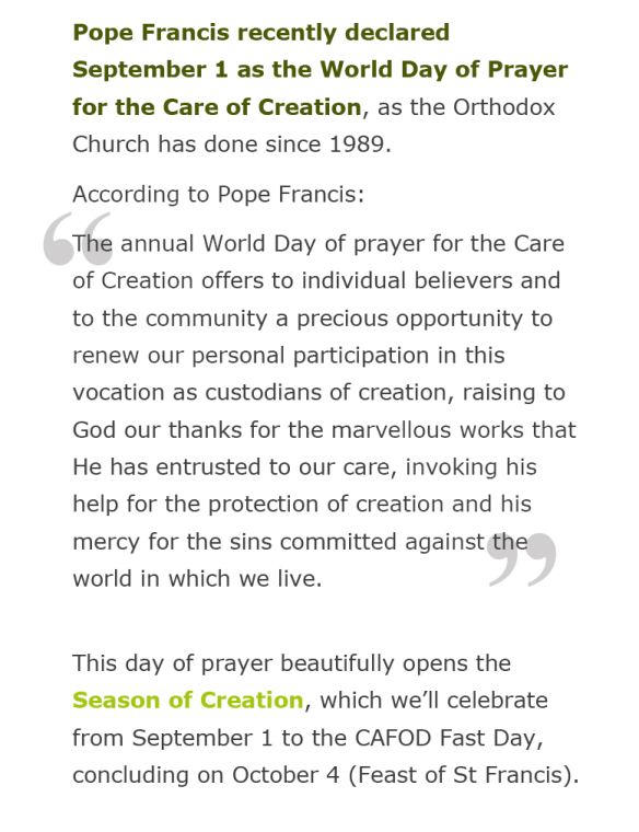 About World Day of Prayer