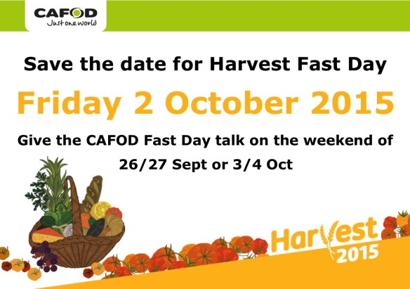 Save the date - 2 October