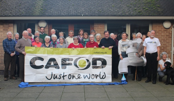 CAFOD Turn on the taps at Newmarket