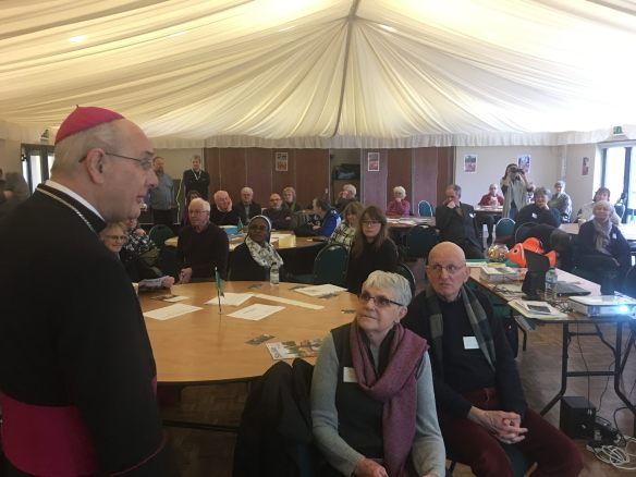 bishop-alan-hopes-addresses-volunteers