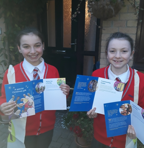 11-year-old twins shun birthday presents to help less fortunate children at Christmas