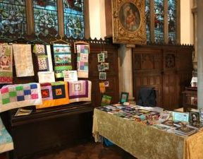 The craft stall